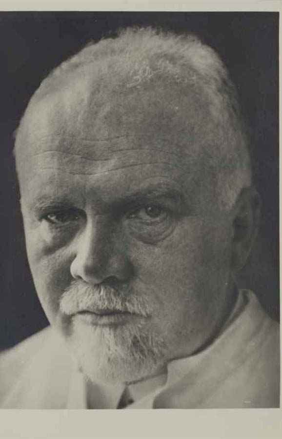 GEORG BENNO GRUBER (1884–1977) Professor of Pathology