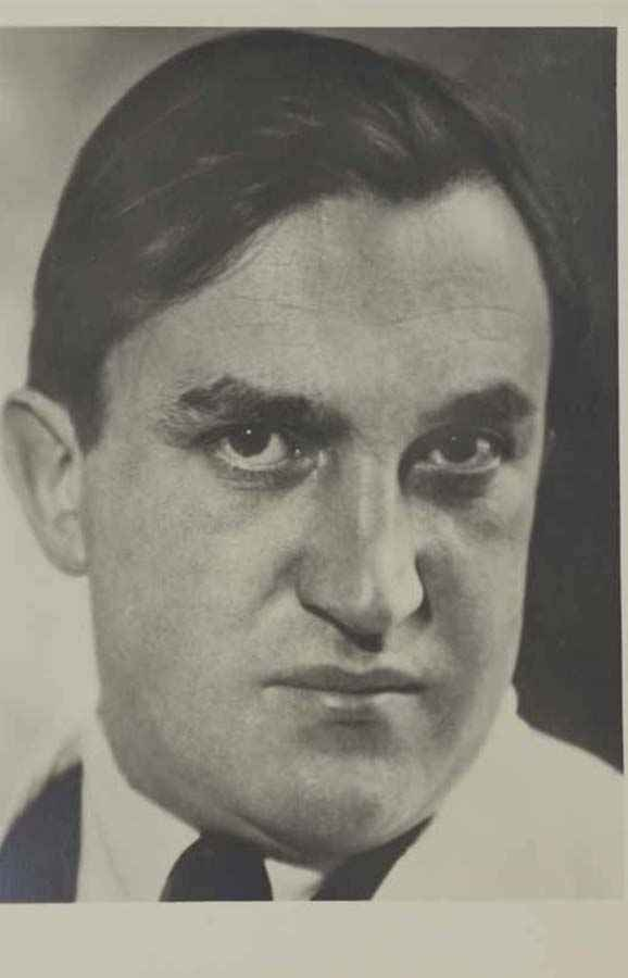 HERMANN REIN (1898–1953) Professor of Physiology